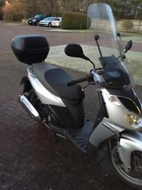 Aprilia sport city 250 scooter