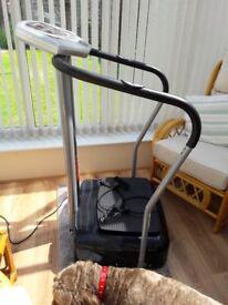 Confidence fitness vibrating maching (Wellesbourne)