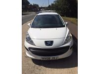 2008 PEUGEOT 207 1.4 DIESEL CAR DELIVERY VAN VERY CLEAN/TIDY INSIDE AND OUT AND CHEAP TO RUN