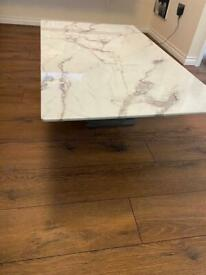 MARBLE TABLE DFS