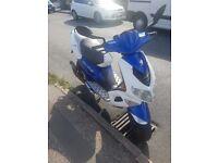 Peugeot Speedfight 2 moped