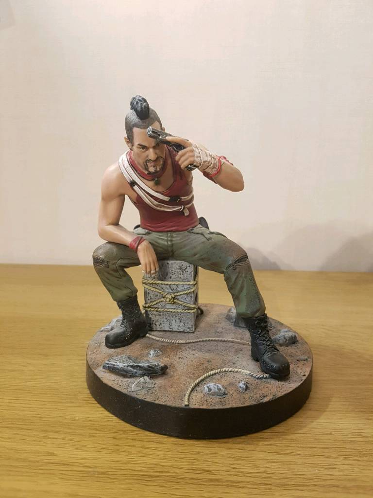 Farcry 3 Collactables Figure