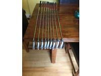Calloway X18 irons in great condition