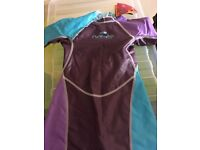 Child's sun protection thermal summer weight wet suit
