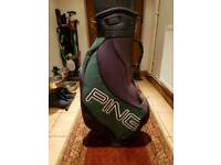 Large Ping Cart Bag - 6 way divider