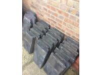 Welsh slates second hand 266 slates size 18x10