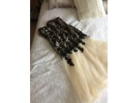 Unusual Prom / Evening Dress size 10-12