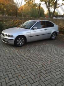 Automatic BMW 318ti