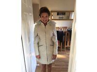 Women's Grey wool jacket