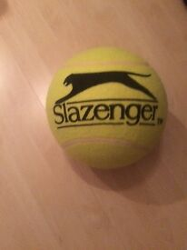 Slazenger giant tennis ball £5