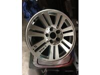 Ford c max 16 inch alloy wheel