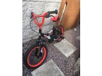 Childs bike suit age 4-7