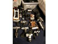 Camera and lens for sale