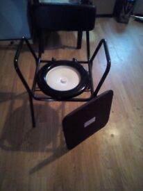 Commode vgc barely used