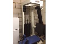 ORTUS FITNESS COMMERCIAL LEG PRESS £480 ono