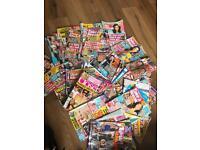 50+ magazines