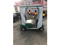 Golf buggy Grasshopper single seater