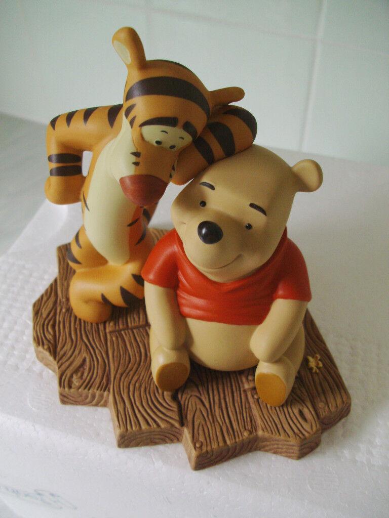 Winnie The Pooh Porcelain Figurine
