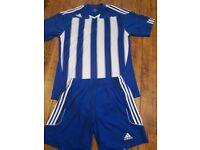 football team kits adidas
