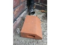 Old type plinth headers/stretchers for sale