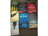 John Grisham books for free collection