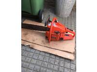 Petrol Sachs dolmar chainsaw