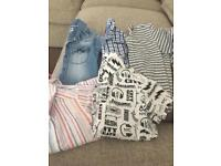 Boys short sleeve shirts 2-3 & 3