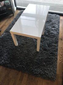 Ikea white tables