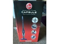 Hoover capsule cordless cleaner