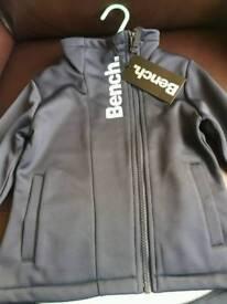 Girls bench jackets