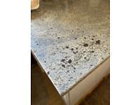 Granite - complete kitchen and breakfast bar/island worktops
