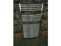 Chrome​ towel radiator - unused