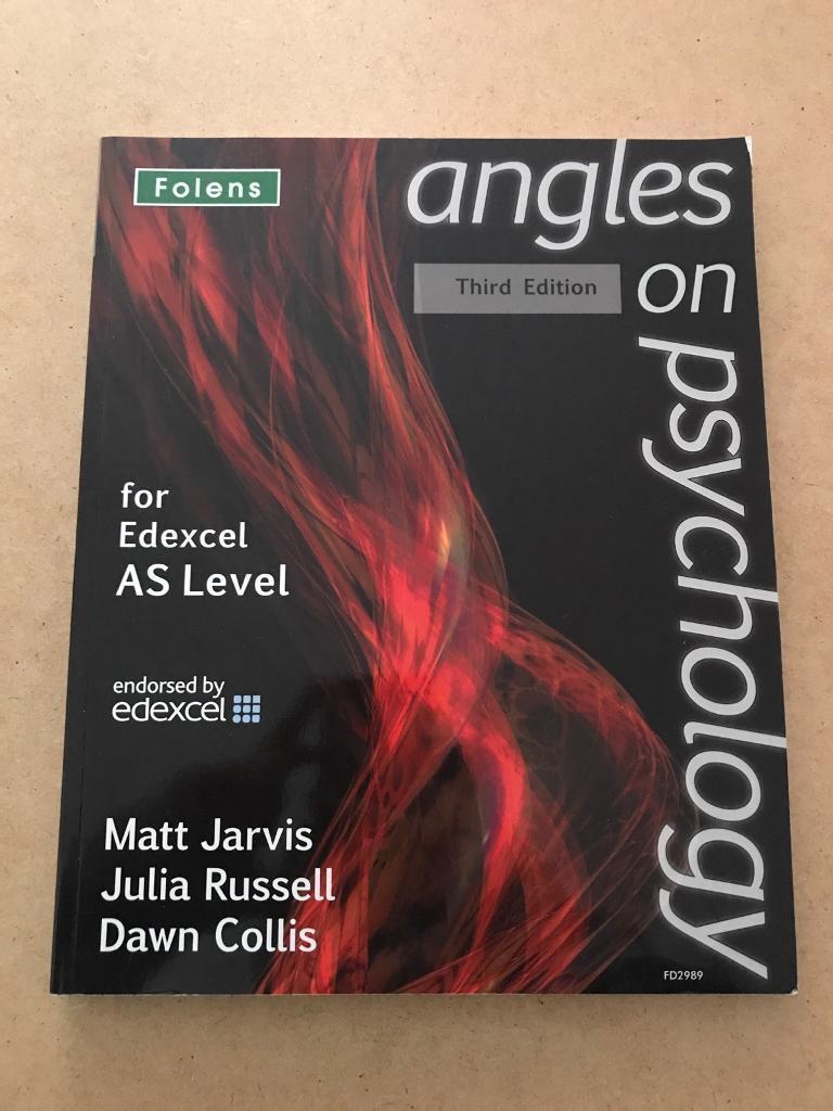 Angles on Psychology