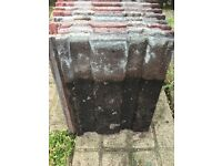 Roof tiles- must be collected asap whitchurch bristol approx 250