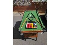 Junior Riley Snooker/Pool table