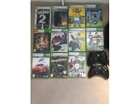Xbox 360 x2 controllers