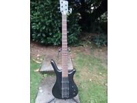 Bass guitar , Warwick Corvette Standard 5 string made in Germany 06