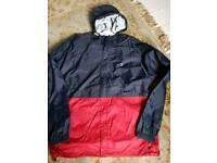 Men's Farah large waterproof jacket
