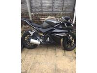 Yamaha YZR 125 only 2000 miles on clock