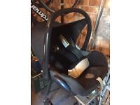 Maxi cosy cabrio car seat