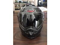 XL CABERG MODULAR FLIP UP HELMET WITH OXFORD BAG- VERY GOOD CONDITION - PCX SH 125 scooter motorbike