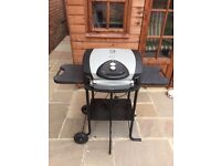 George Foreman grill and stand