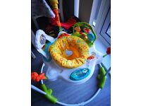 Jumperoo for sale in excellent condition