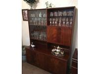 Sideboard Display Cabinet/Bureau (Price Reduced)