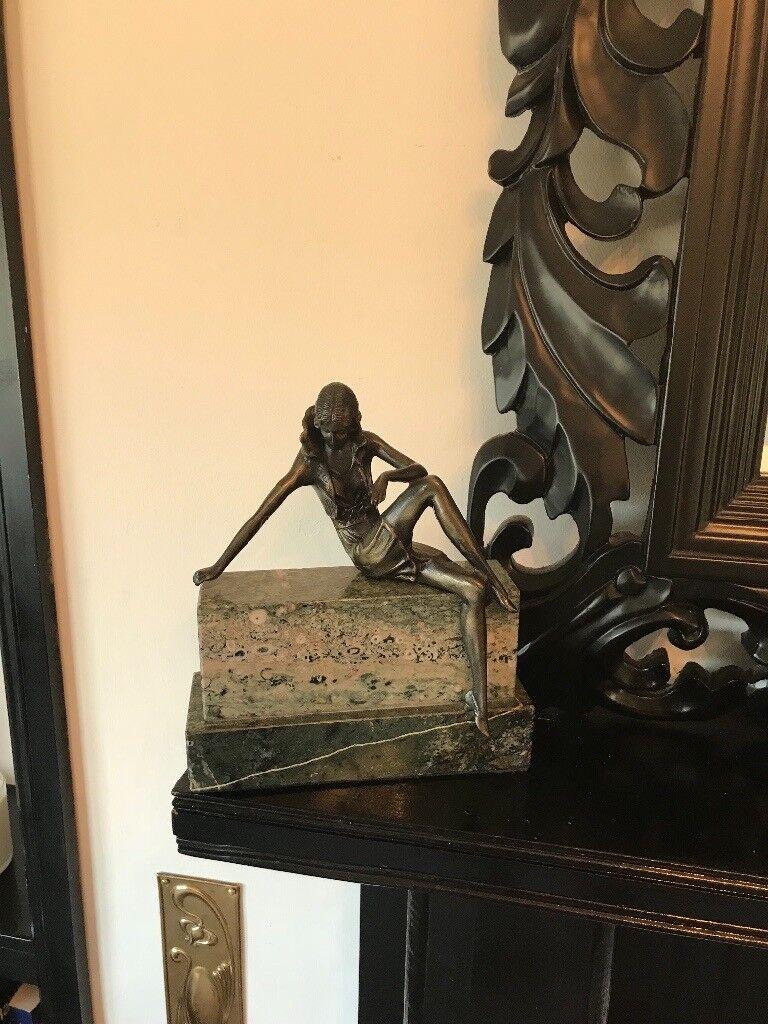 Art Deco statue | in Paisley, Renfrewshire | Gumtree