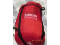 Eurohike 3 Season 350 Mummy Bag Size 230 X80 CMComfort temp -5C