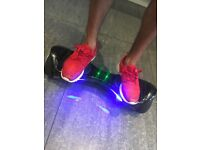 Blade Runner Segway With Bluetooth Speakers