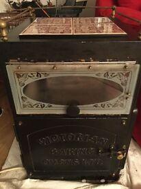 Victorian baked potato oven