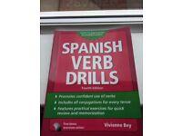 Spanish textbooks; Mira 3 and Spanish Verb Drills