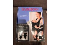 Baby Bjorn Miracle Baby Carrier - £45